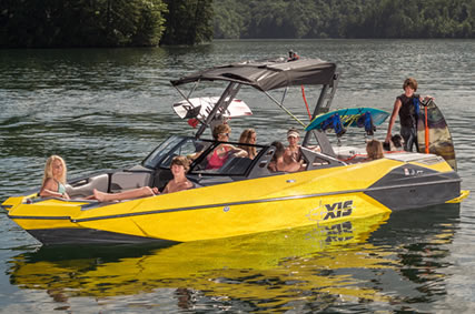BOAT #12 - PLATINUM LEVEL - 2017 Axis A22