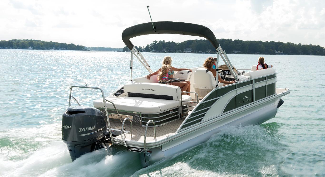 2019 Bennington SSBXP lake lanier boat club