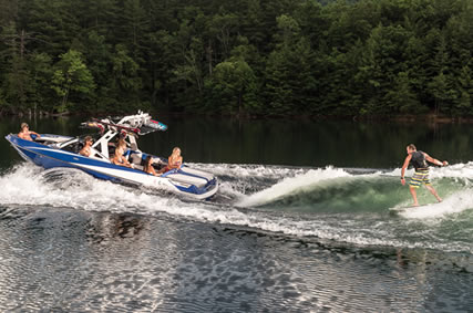 BOAT #1 - 2015 Axis T22