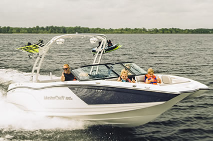 BOAT #15 - PLATINUM LEVEL - 2017 Mastercraft nxt 22