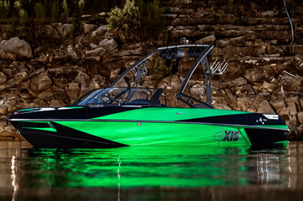 BOAT #14 - PLATINUM LEVEL - 2014 AXIS T22