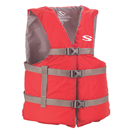 ski vests mount pleasant boat club