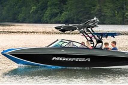 2016 Moomba Craz w/Auto Flo Surf System