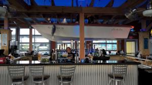 Dallas Nautical Boat Club bar