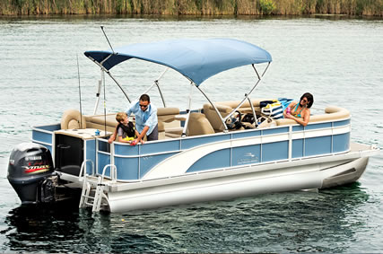 boat 4 fort loudoun lake knoxville tennessee