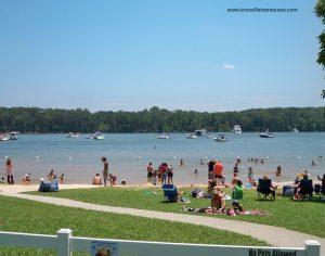 Lake Concord Nautical Boat Club - park